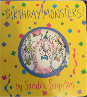 Birthday Monsters