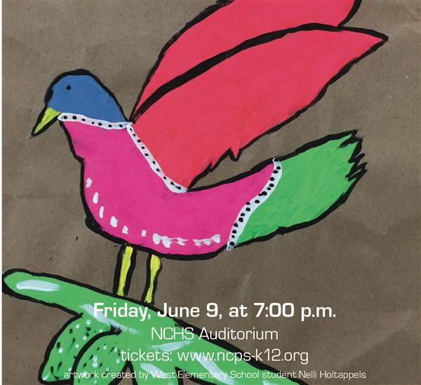 Students Present June 9 Fundraising Gala Concert