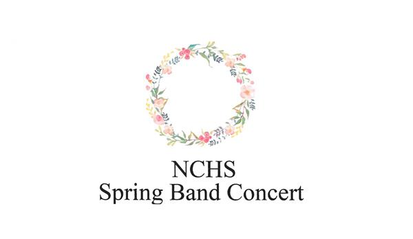 NCHS Spring Band Concert