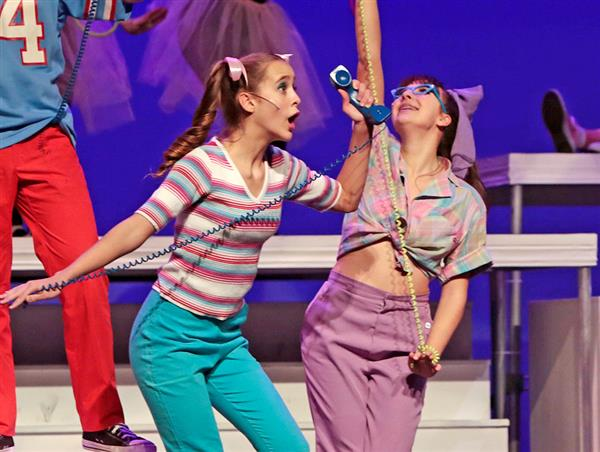 """Bye Bye Birdie"" soars into New Canaan High School this weekend!!"