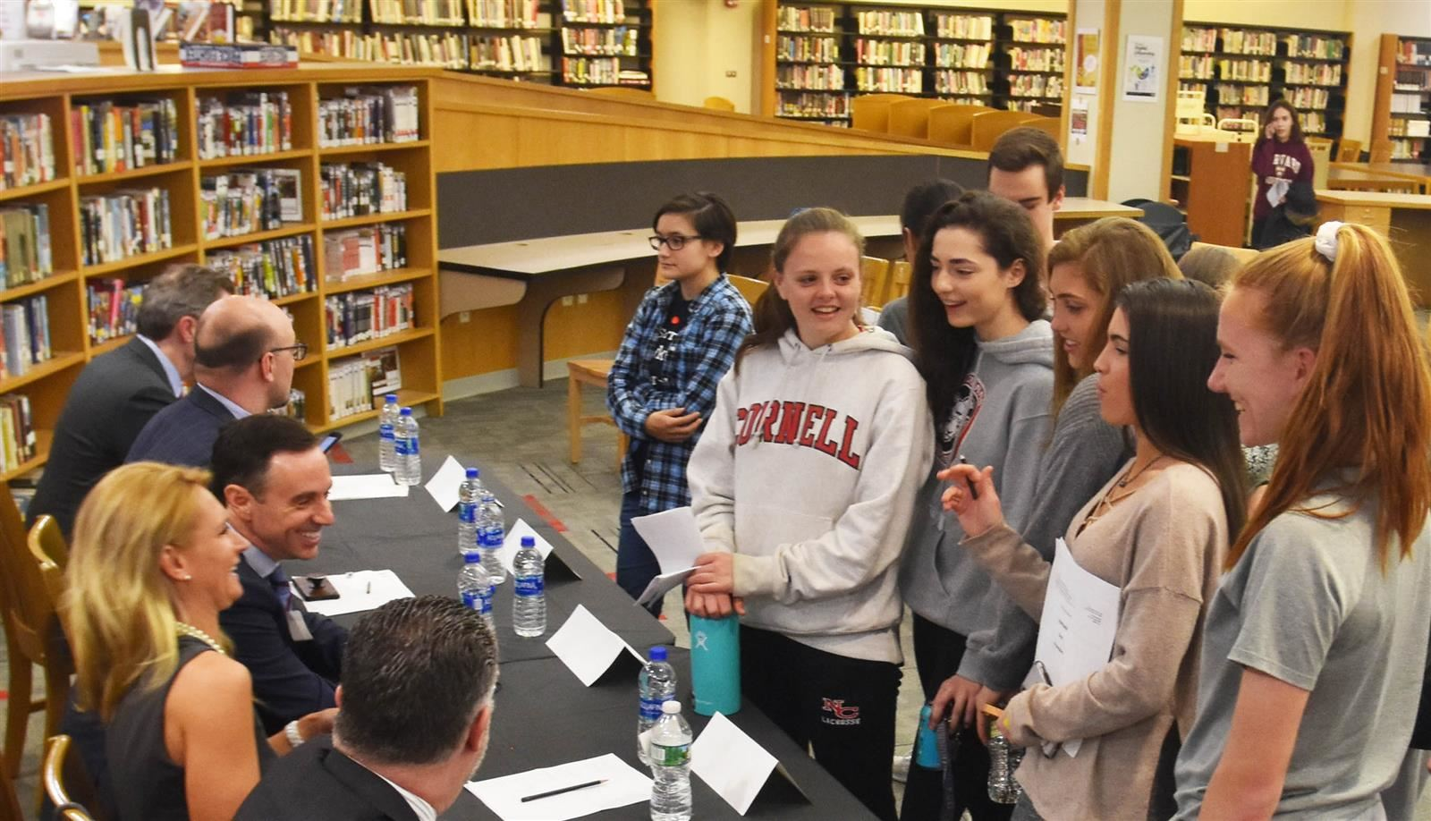 Career Night 2019 a resounding success