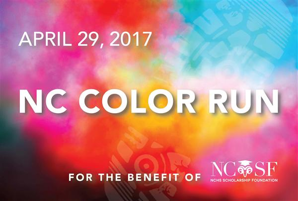 NC Color Run Benefit Coming Up