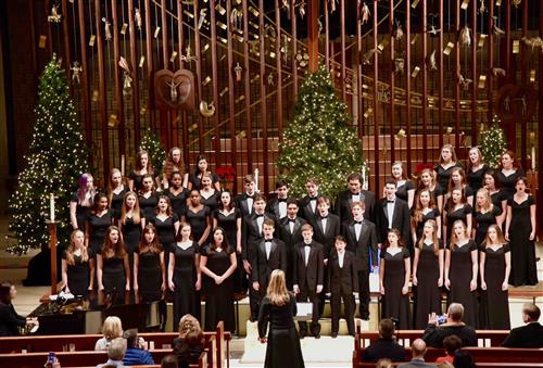 NCHS Concert Choir and Madrigal Ensemble  Winter Concert on Dec. 12