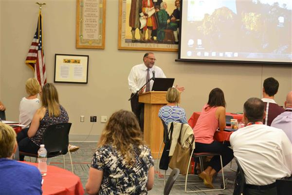 New Teacher Orientation preps faculty for school year