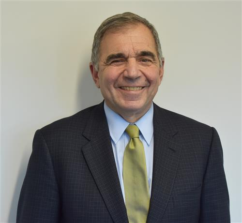 John Grasso, Interim Principal of South Elementary School