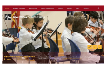 image of students playing strings