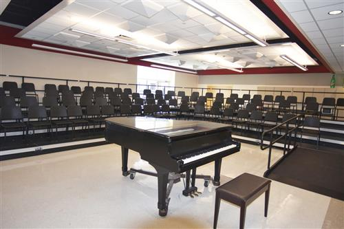 Saxe Music Room