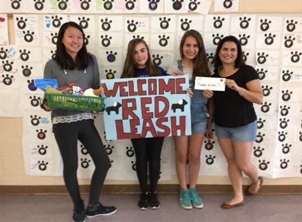 Saxe students bring relief to animals in need