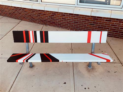 Saxe Spirit Bench