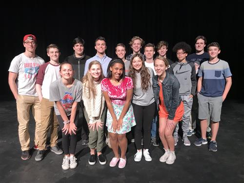 Senior One-Act Plays at NCHS