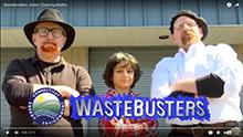 Wastebusters: Green Cleaning Myths Video