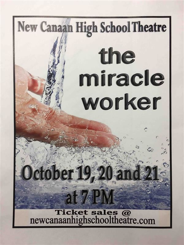 miracle worker poster