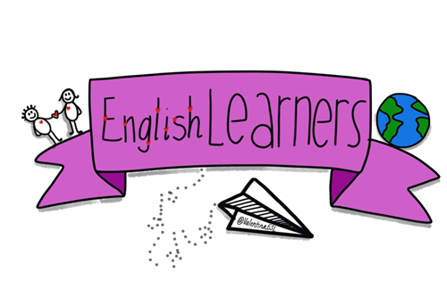 English Learner Banner