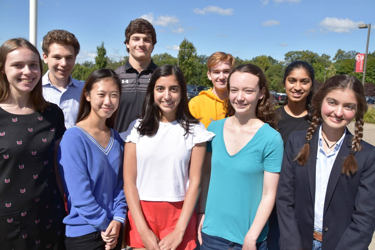 National Merit Scholar Semifinalists