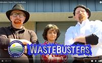 Wastebusters video