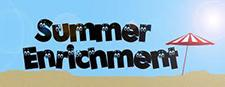 Summer Enrichment Graphic